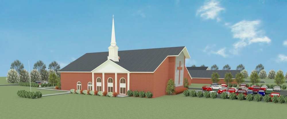 New Sanctuary Building Plans