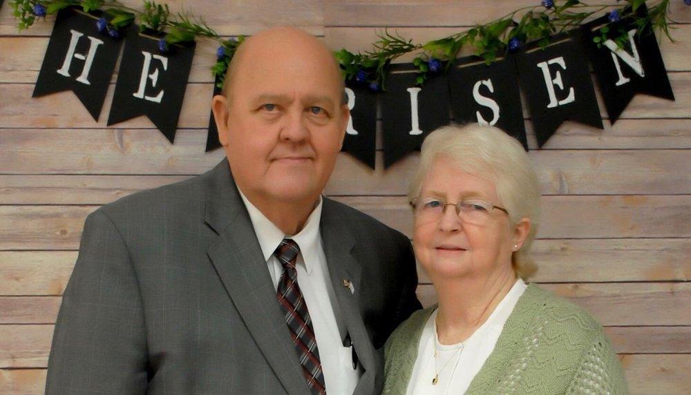 Pastor Dan and Myra Gray