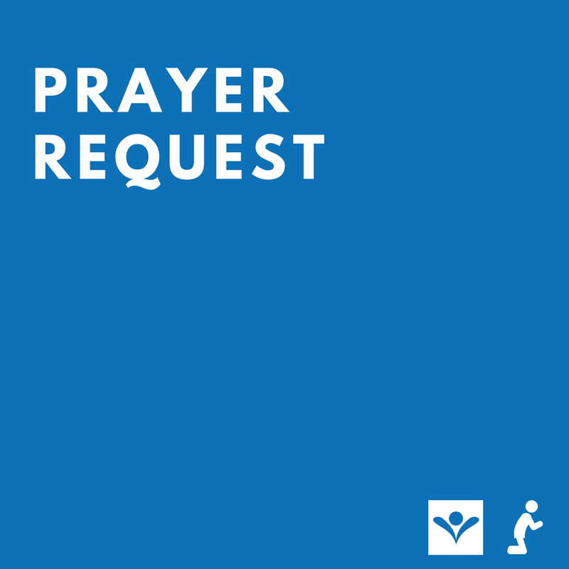 Click here to send your prayer request. 'Don't worry about anything; instead, pray about everything.' Phil. 4:6