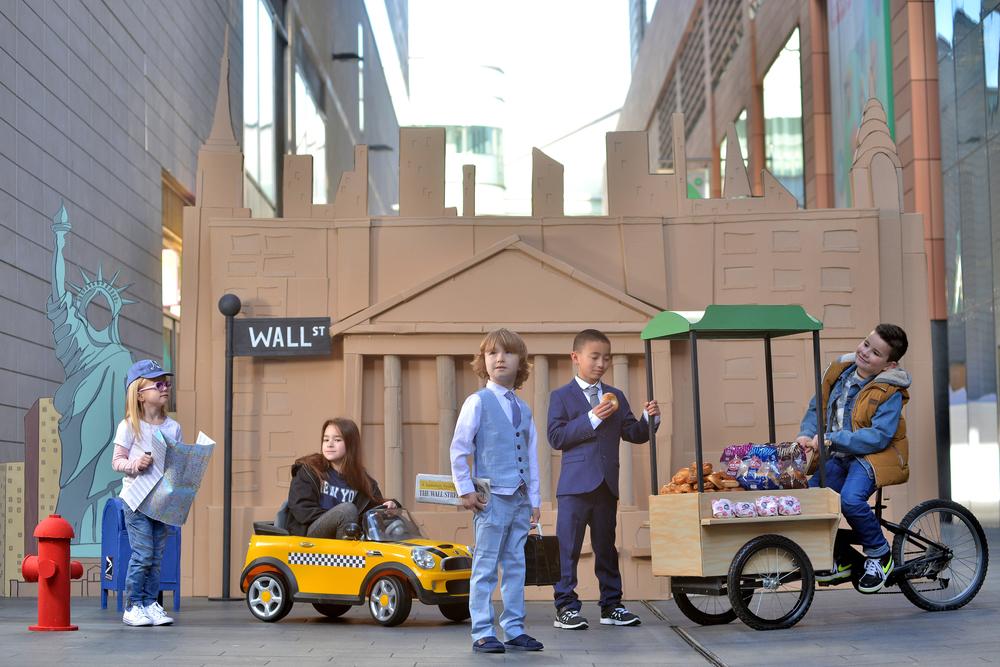 New York Bakery Co: Mini Wall Street, Liverpool