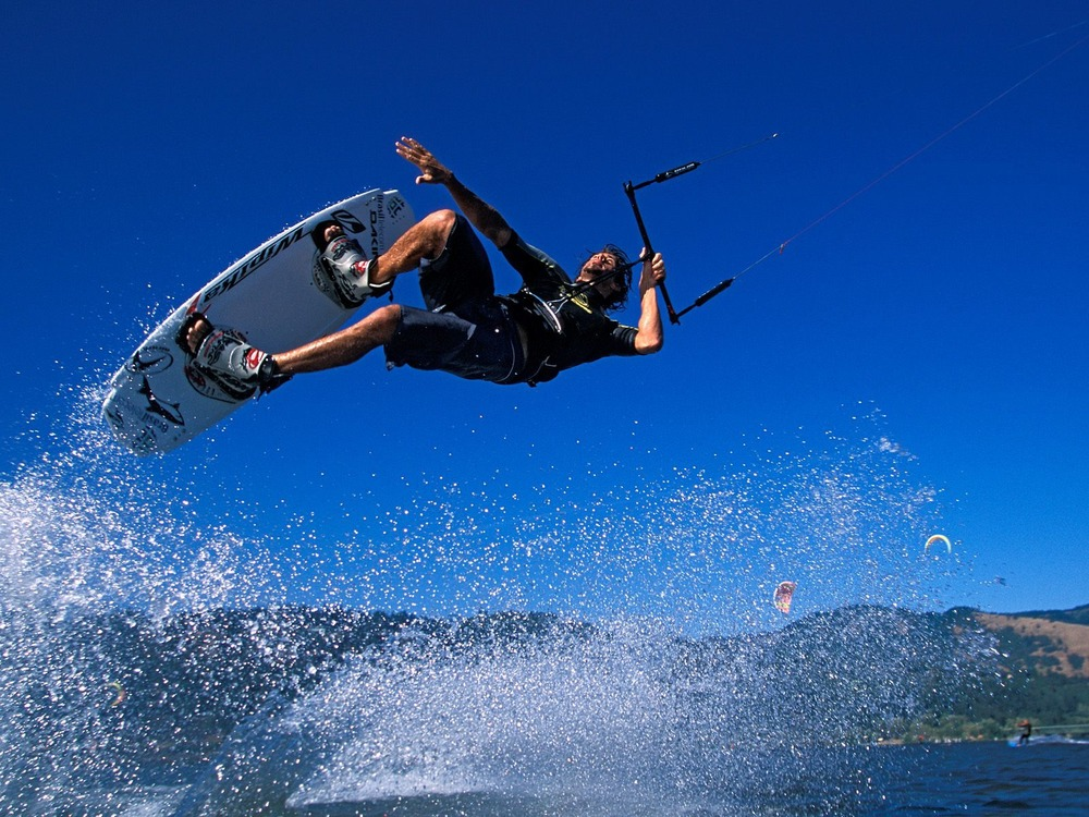 Become a Kiteboarder today   It's Time TO FLY    Get Started