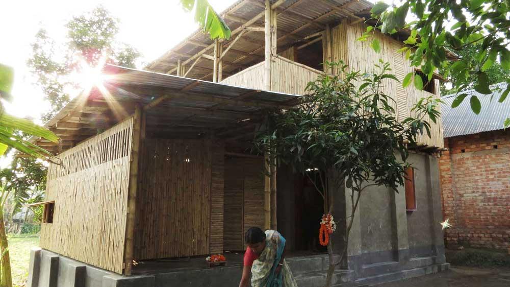 CSEB / bamboo prototype