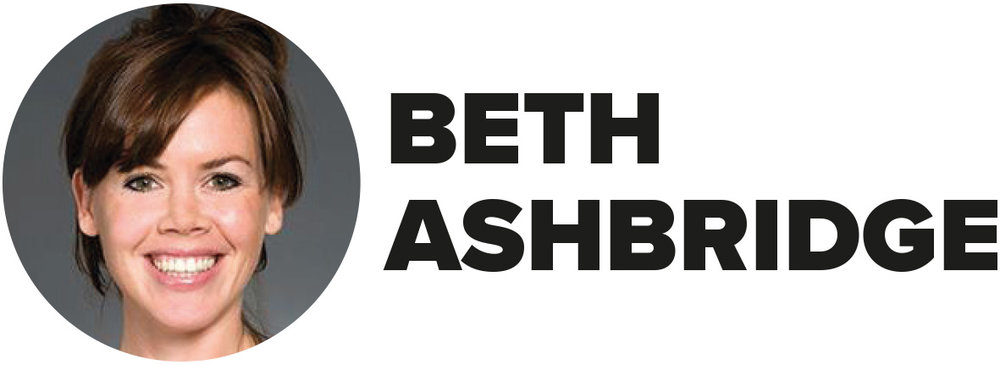 Beth Ashbridge