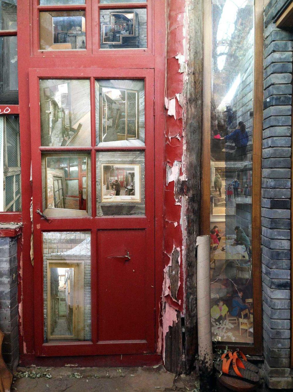 [ 3 ] Cha'er Hutong Children's Library & Art Centre    Dashilar, Beijing   Info via  Google Drive >>  Info via  Pan.Baidu >>