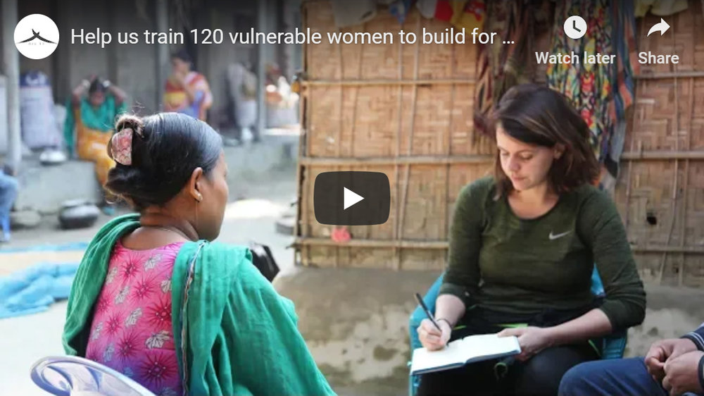 Help us train 120 vulnerable women to build for safety in Bangladesh.jpg