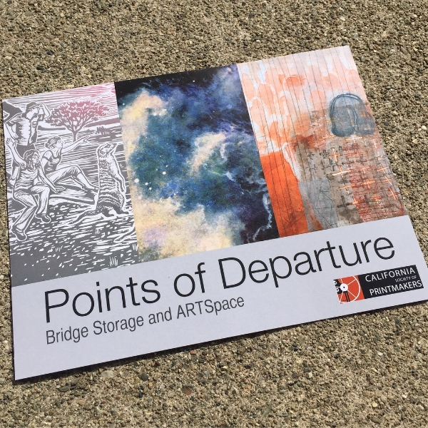 California Society of Printmakers |  Points of Departure