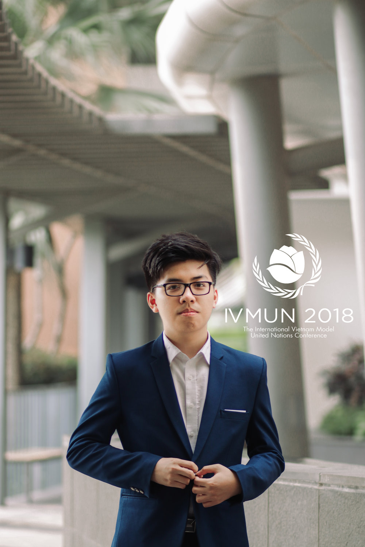 Manh-Linh Le   Secretary-General