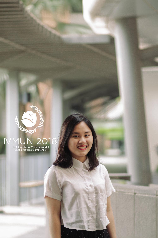 Linh-Ngoc Bui   Head of Committees