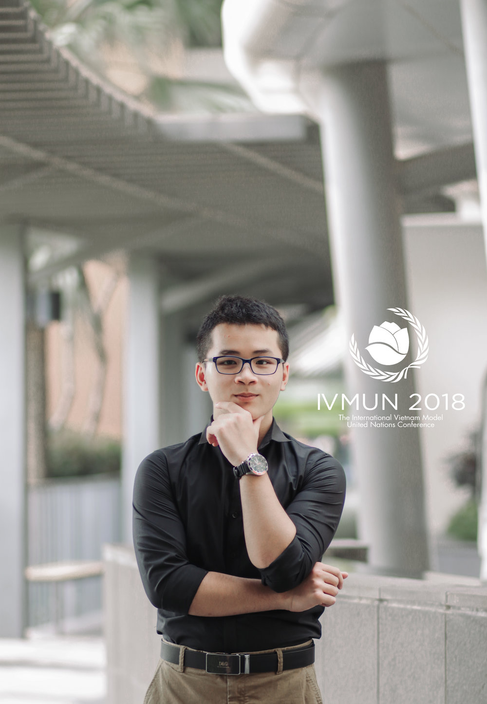 Minh-Hieu Nguyen   Co-Head of Trainers and Chairs