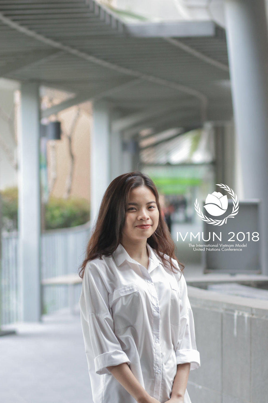 Mai-Linh Pham   Head of Public Relations