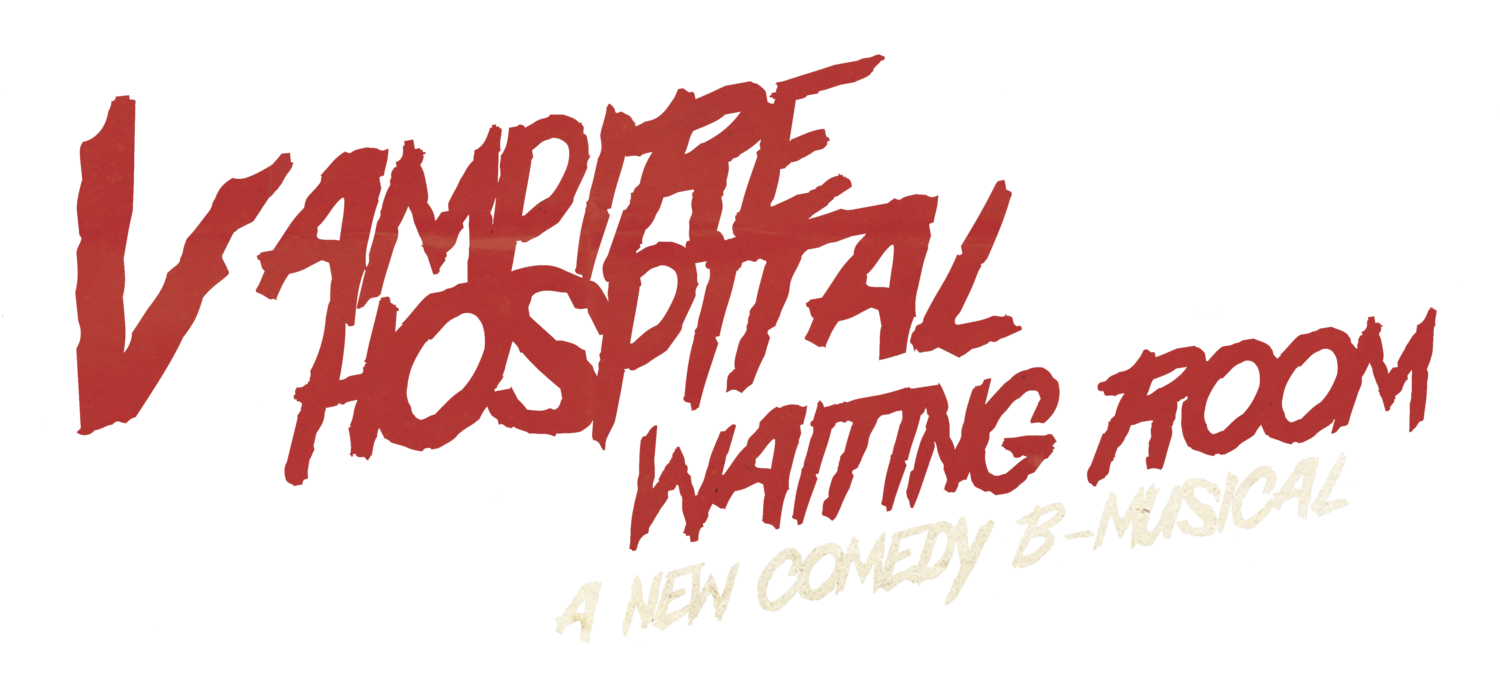 Vampire Hospital Waiting Room