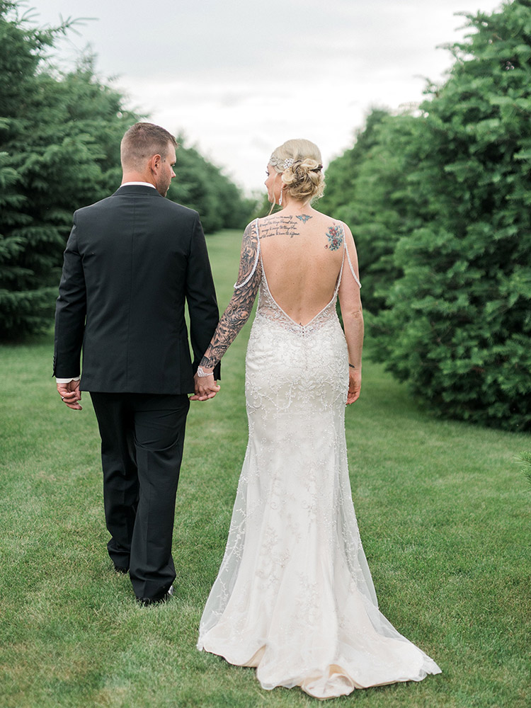 backyard wedding small wedding  tattood bride waterloo ia wedding photography.jpg