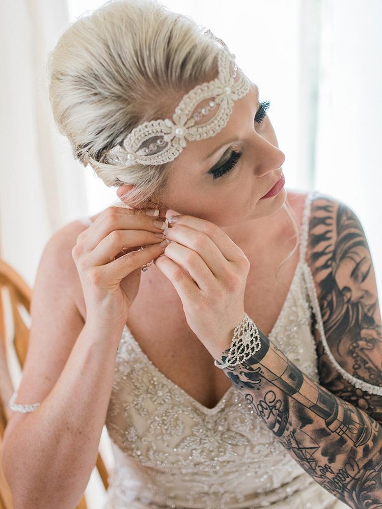 french manicure long lashes tattood bride waterloo ia wedding photographer.jpg