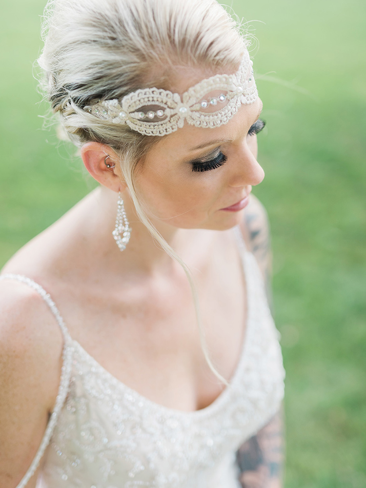 long lashes lace headpiece  waterloo cedar falls ia wedding photographer.jpg