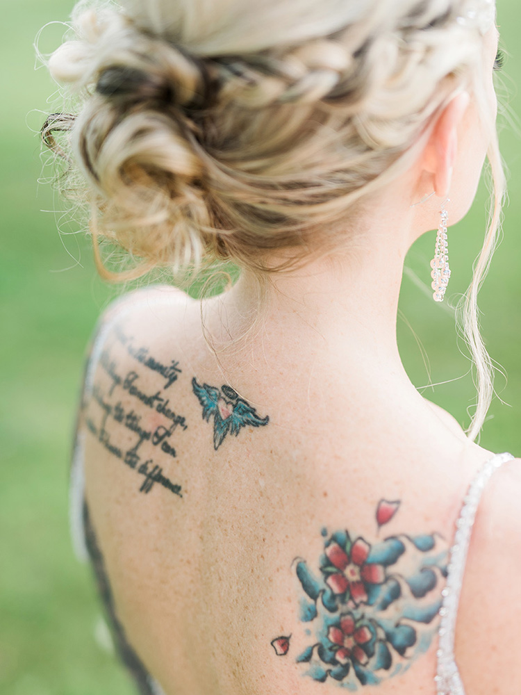 tattod bride braided updo  waterloo cedar falls ia wedding photographer.jpg