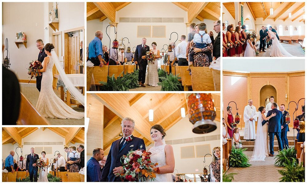 Nicole Corrine Iowa Wedding Photographer Traer Memorial Building Reception Fall Wedding 30.jpg