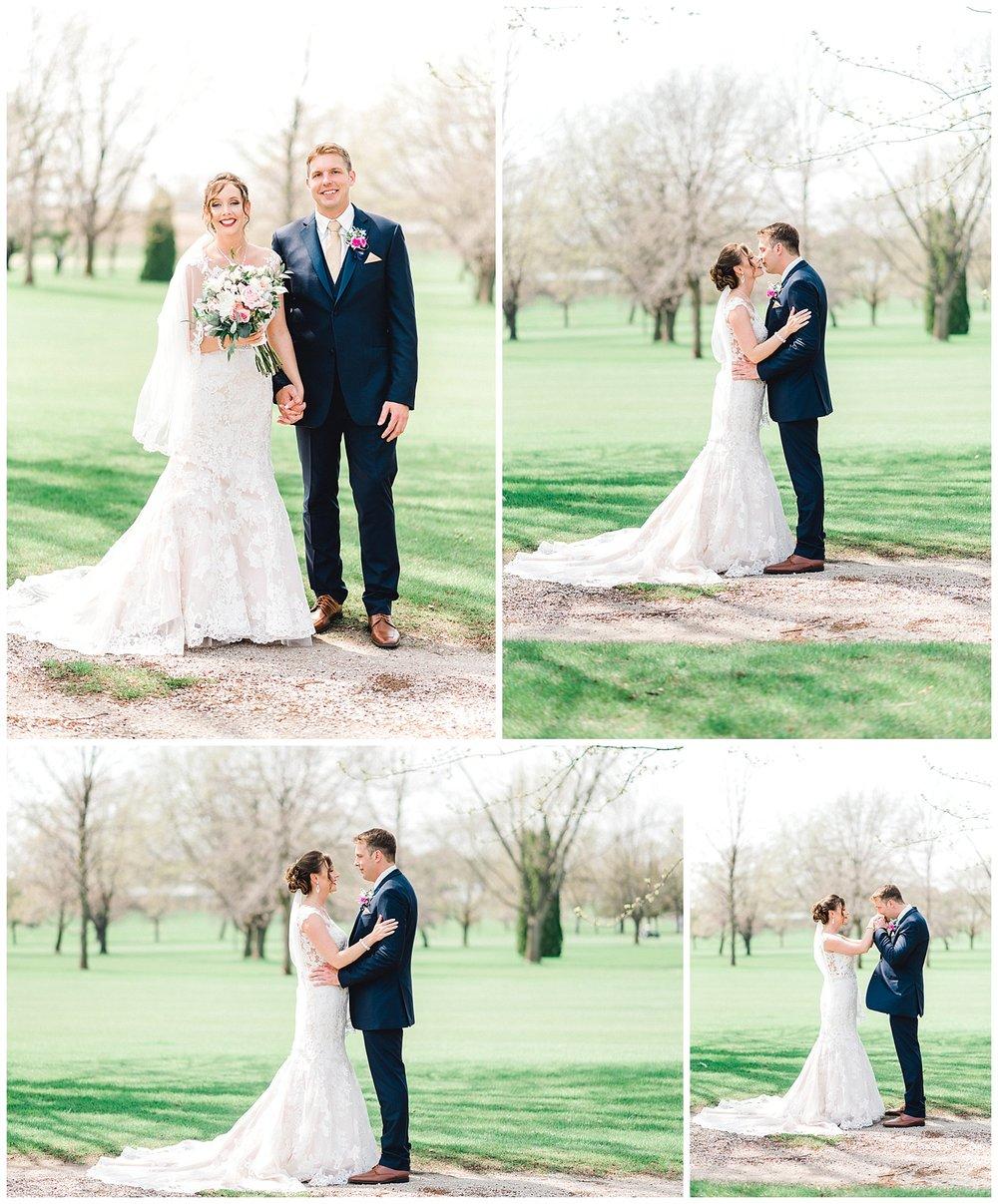 Bride and Groom Outdoor Weddding Nicole Corrine.jpg