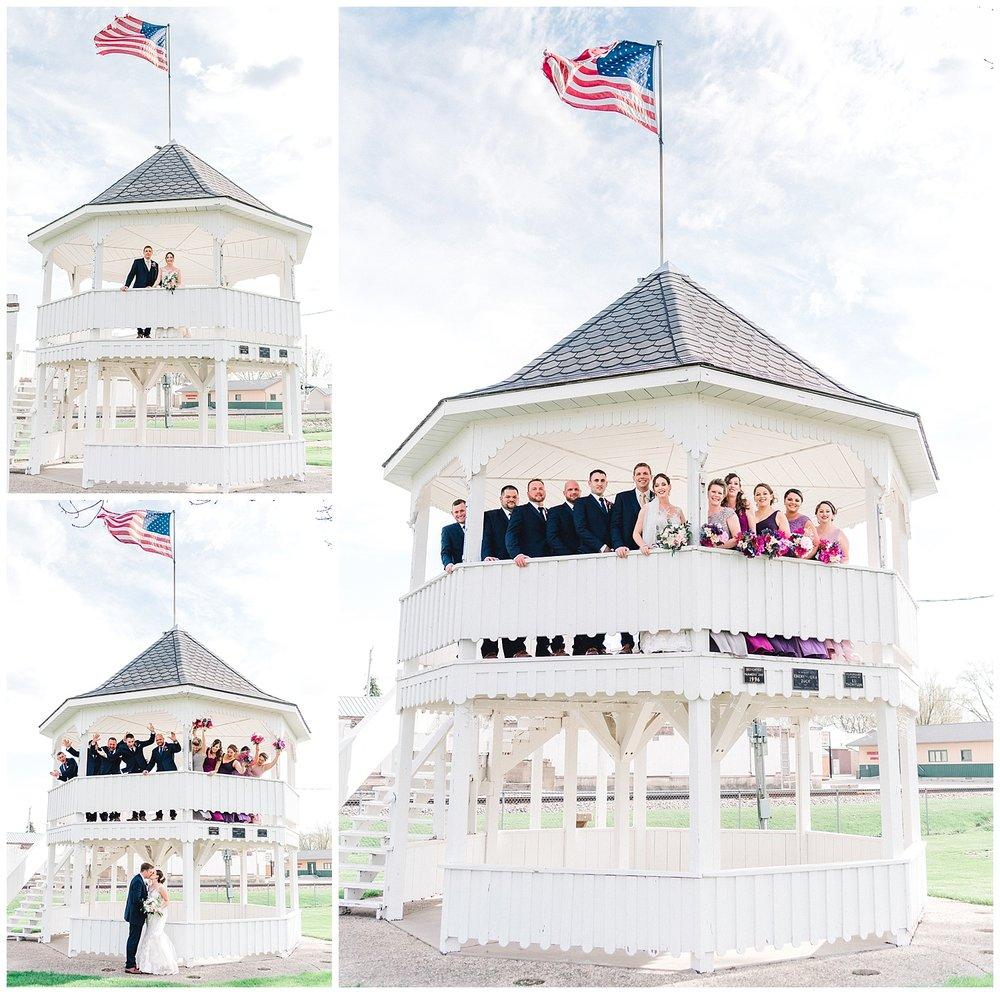 Jesup Iowa Wedding Gazebo Nicole Corrine.jpg