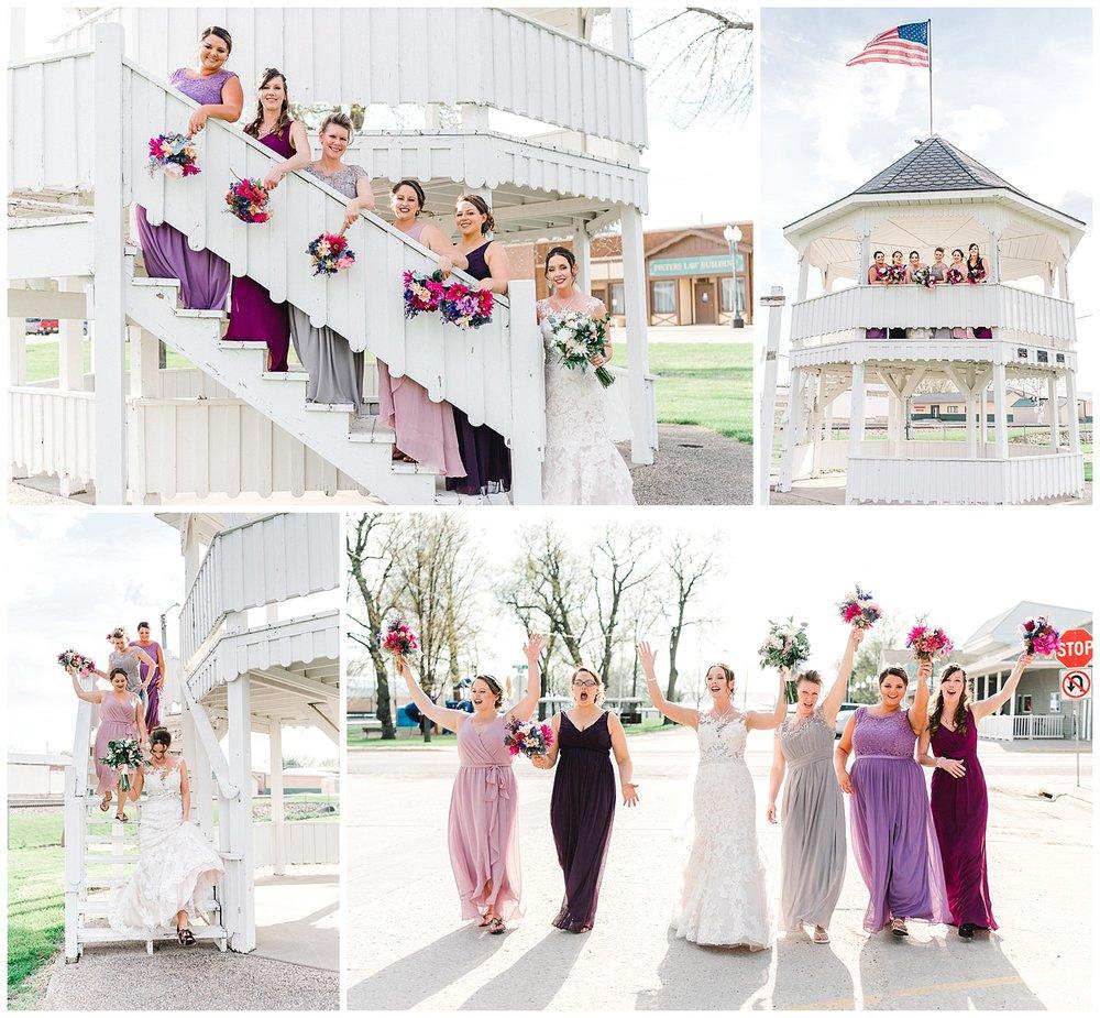 fun bridesmaids pictures