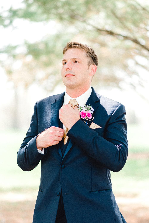 Handsome Groom Photo Omaha Wedding Photographer Nicole Corrine.jpg