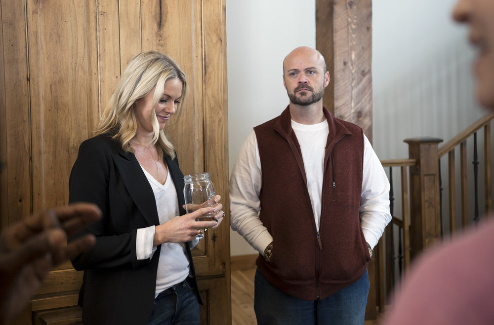 Holly Levow and Paul Kampf of Equitas Entertainment.