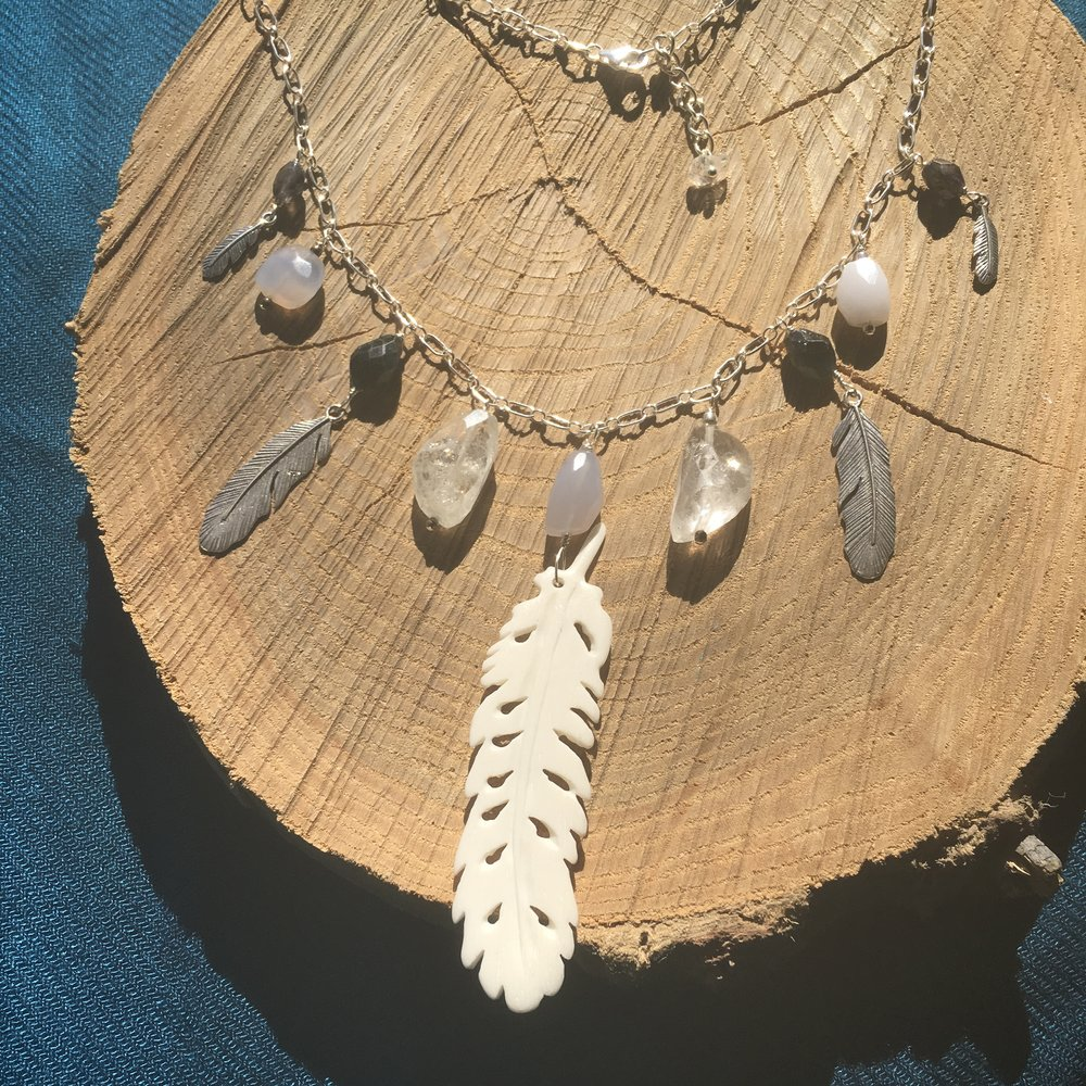 Boho Gypsy's Feather.JPG