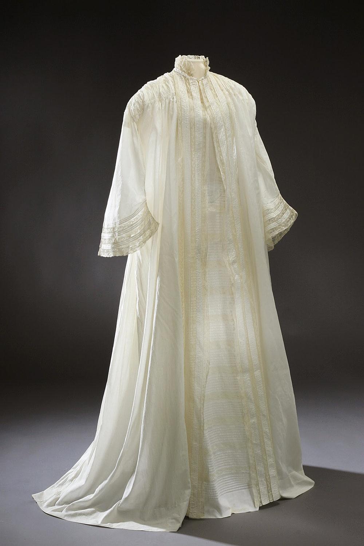 Victorian Era Sleepwear