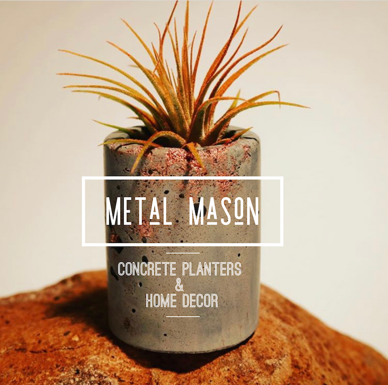 Metal Mason Pop Up at The Nest