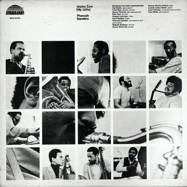 Izipho   Zam (My Gifts)   (1973)
