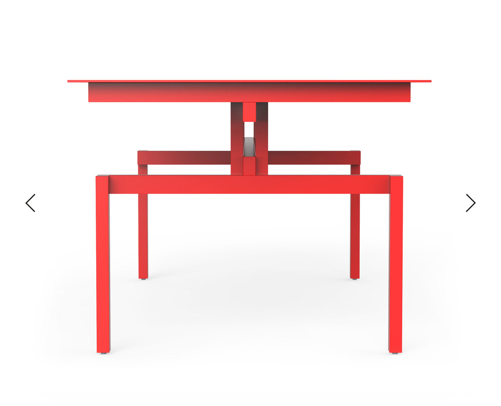 Pascal Howe_Covered Identity_Dining-Table_red 3.jpg