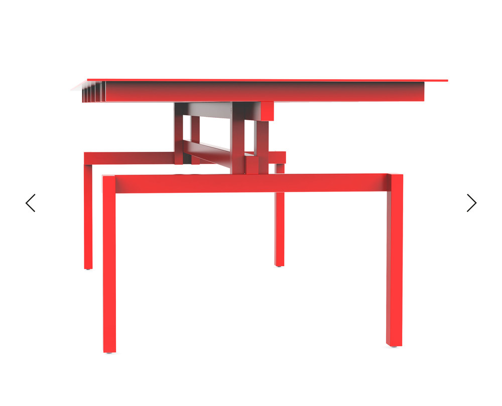 Pascal Howe_Covered Identity_Dining-Table_red 4.jpg