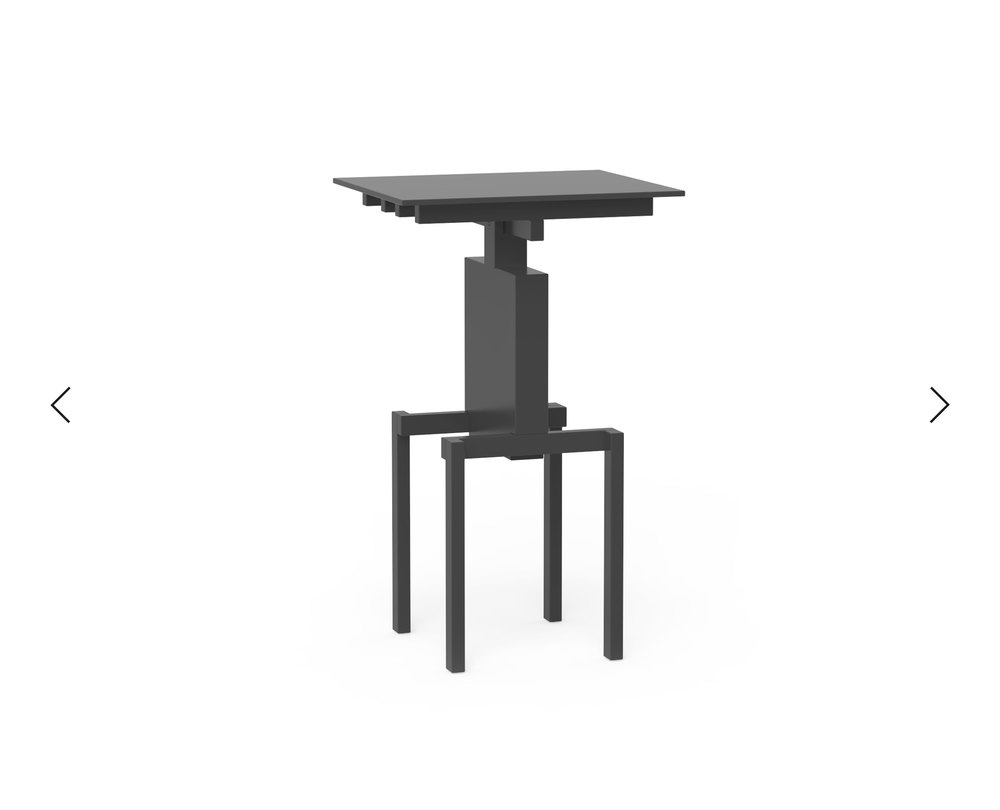Pascal Howe_Covered Identity_Side-Table_black 3.jpg