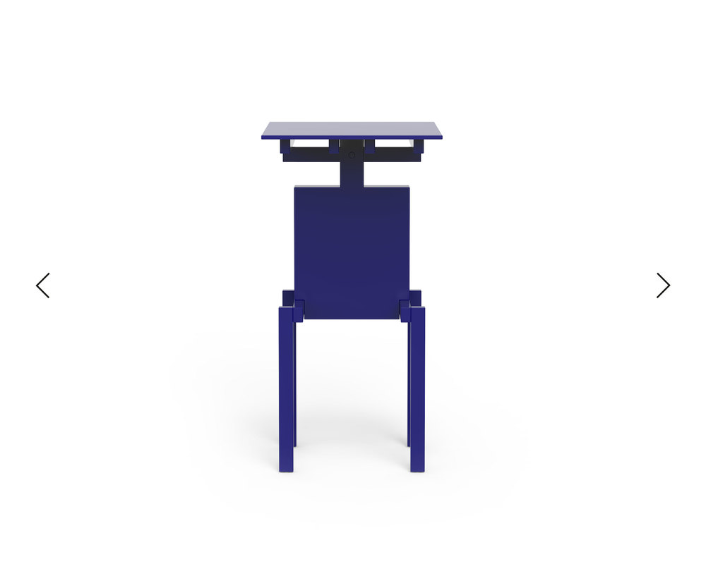 Pascal Howe_Covered Identity_Side-Table_blue 4.jpg