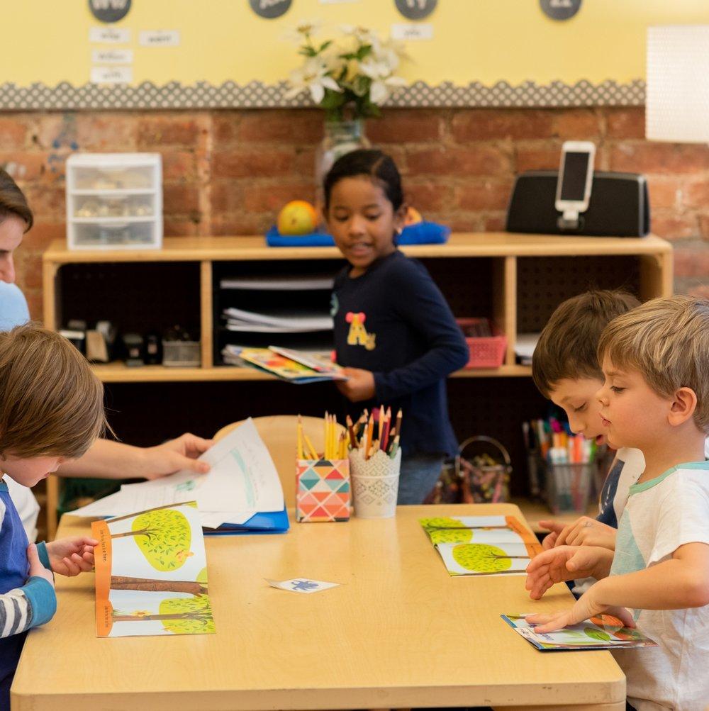 Private Kindergarten in NYC