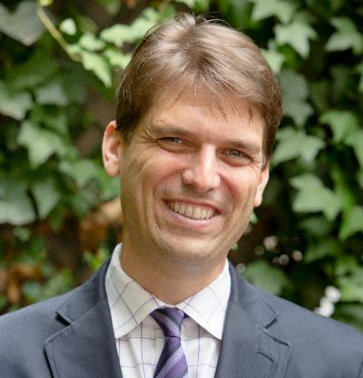 David Egolf, Head of School Corlears