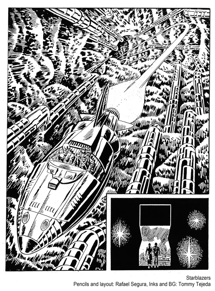 Starblazers - 1989