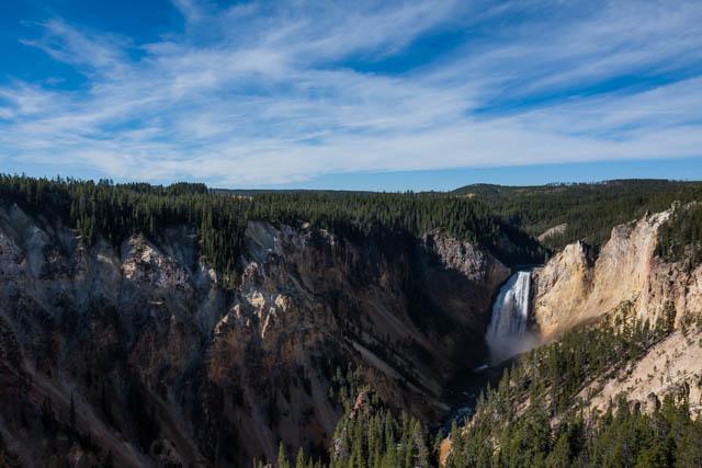 Yellowstone Falls, WY