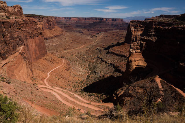 Shaffer Trail, UT