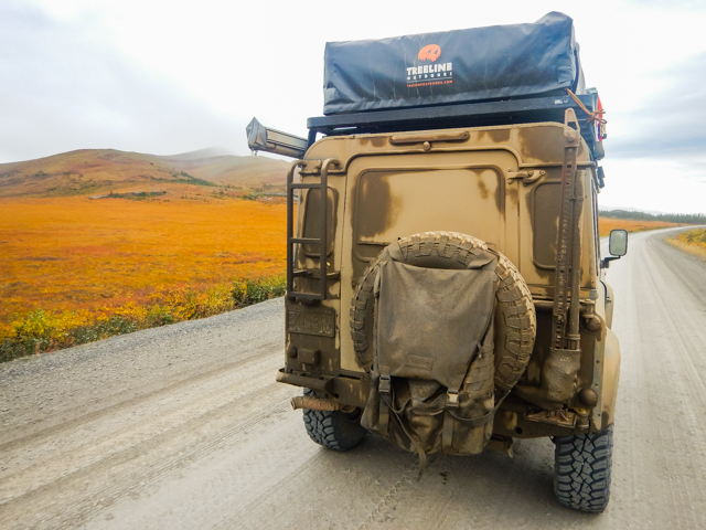 Dempster Highway, NWT