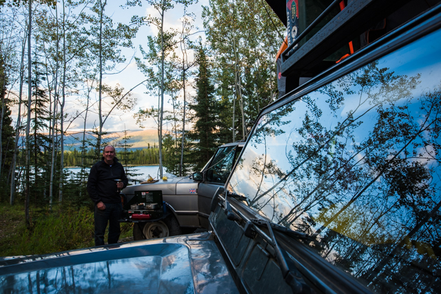 Boya Lake Provincial Park, Stewart Cassiar Highway, BC