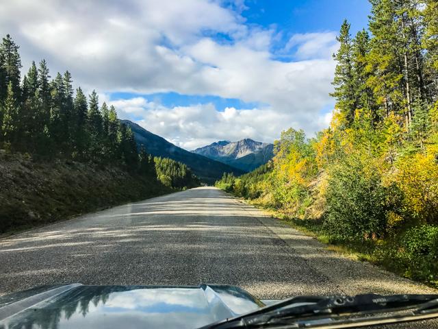 Stewart Cassiar Highway, BC
