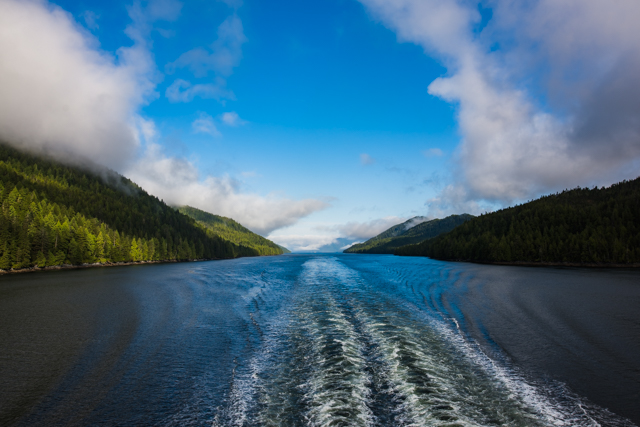 Grenville Channel, BC