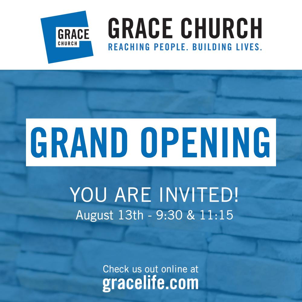Grand Opening Invite #1