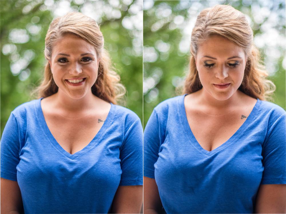 Hair: Aneta Jane Sifak Make-up Artist: Brooke Emery