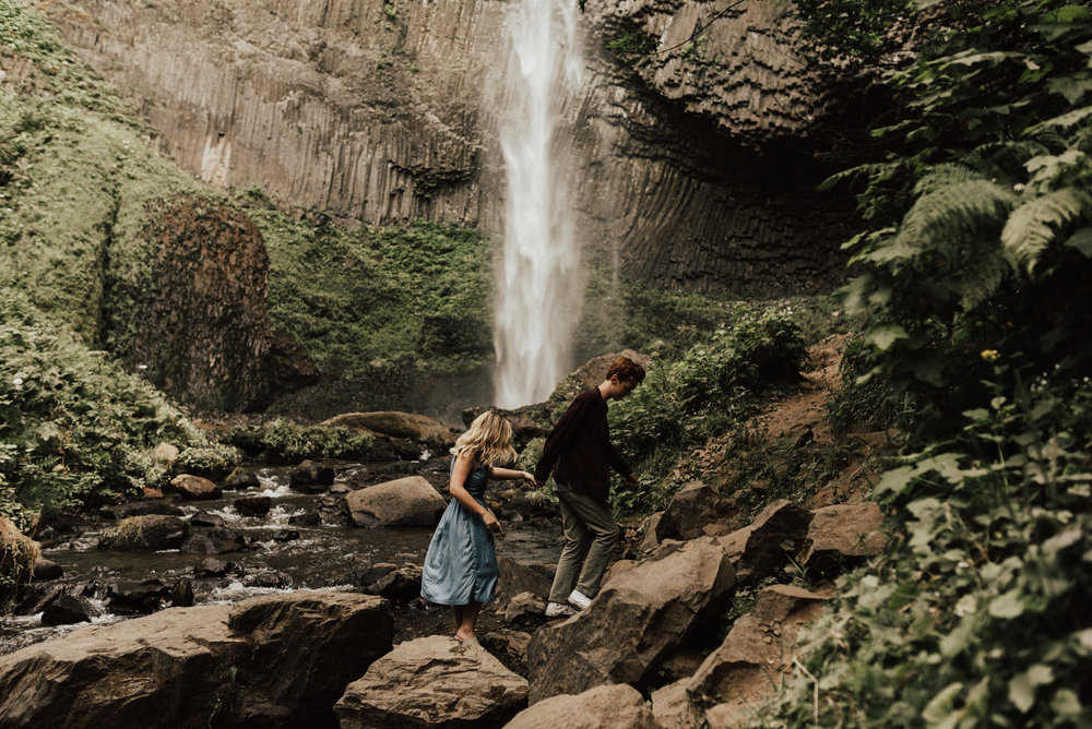 EVAN + TAY // OREGON ADVENTURE