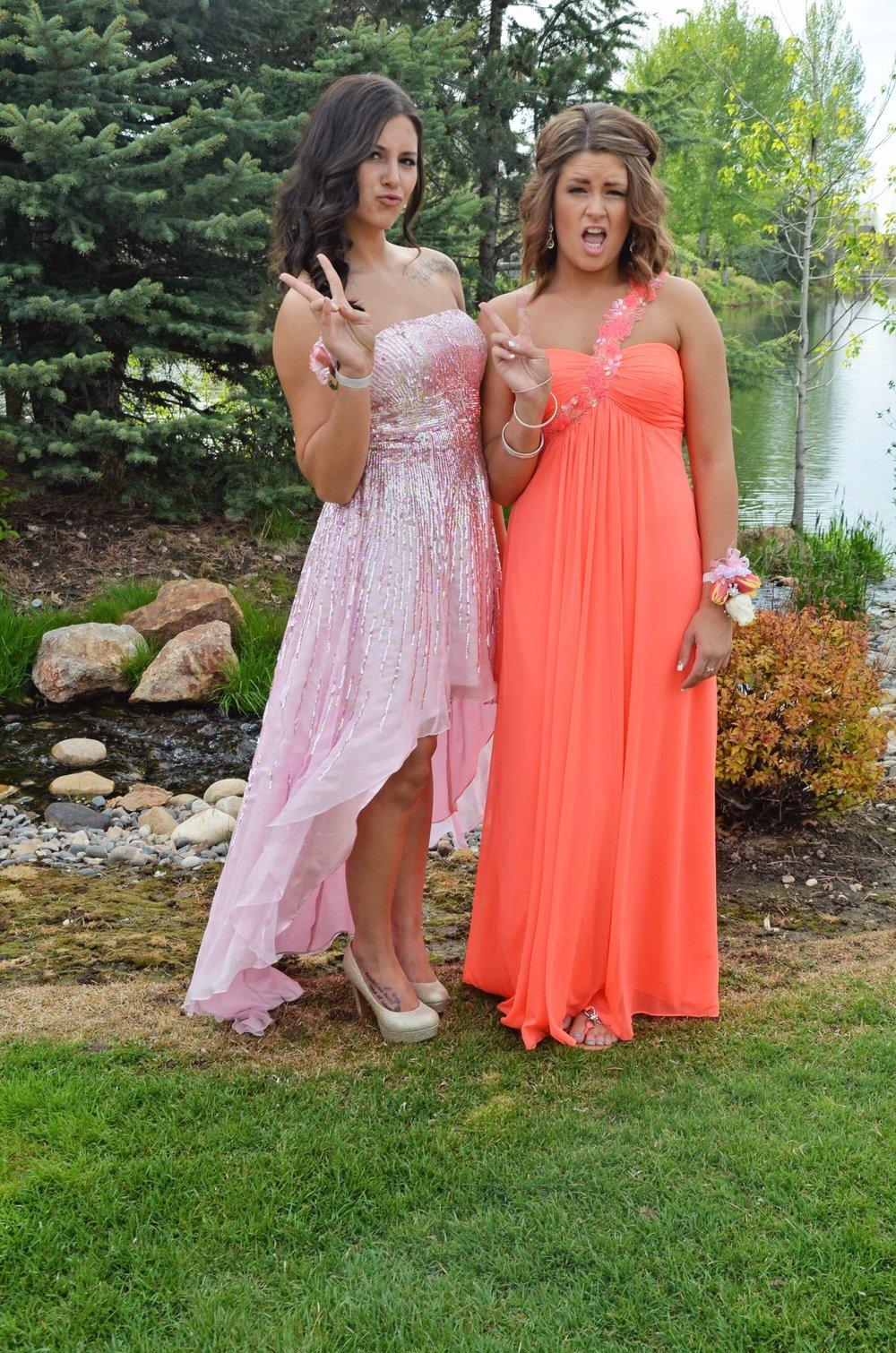 Senior Prom #2!
