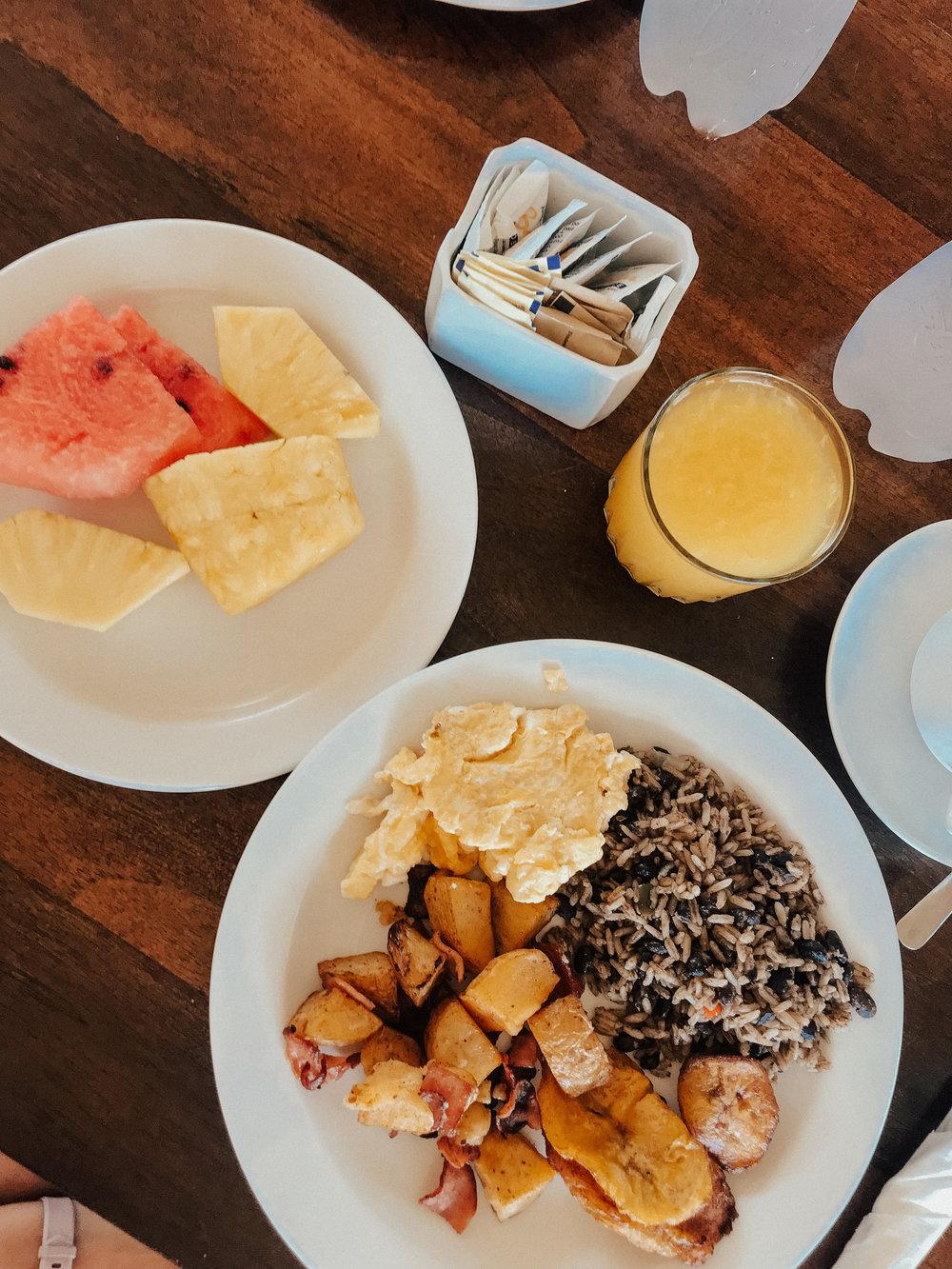 best complimentary breakfast!