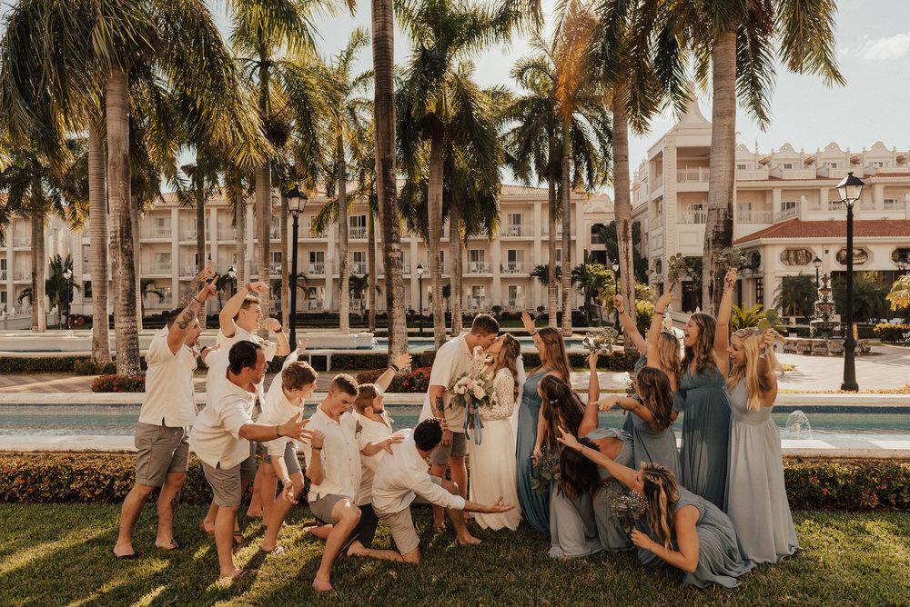 WYATT + BROOKE // MEXICO DESTINATION WEDDING