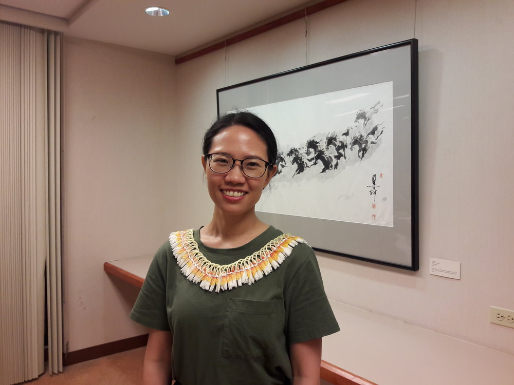 3. Scholarship recipient Yuanhisn Tung is a Ethnomusicology PhD candidate at UH Manoa.jpg