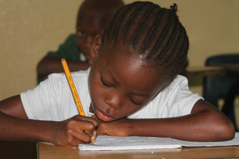 """Breaking the cycle of poverty through education in Liberia."""